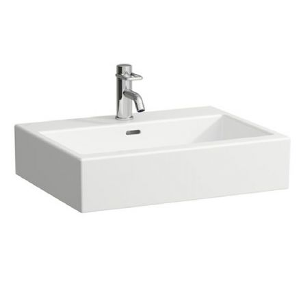 817433 - Laufen Living City 600mm x 460mm Washbasin - 8.1743.3